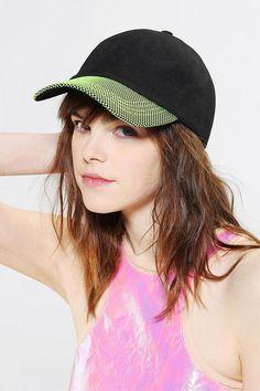 5e3faae132b Mesh-Brim Snapback Hat  urbanoutfitters Summer Hats For Women