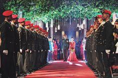 One Couple's Patriotic Batak Wedding In Jakarta