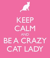 ....or Crazy Cat Dude, it's an equal opportunity gig!
