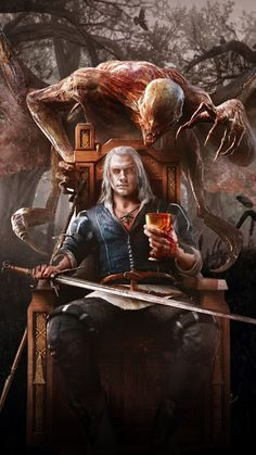 All details about The Witcher are here for you to know before watching it. Everything about The Witcher that one much read. The Witcher Books, The Witcher Game, The Witcher Geralt, Witcher Art, Ciri, The Witcher Book Series, Wallpaper Series, Hd Wallpaper Iphone, Marvel Wallpaper