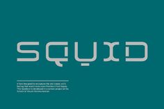 Squid Display Free Typeface is a sci-fi themed typeface coming from the latest type project of Mattias Faccini. This typeface /Volumes/Marketing/_MOM/Design Freebies/Free Design Resources/squid .ttf