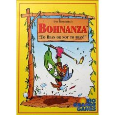 Show details for Bohnanza Card Game