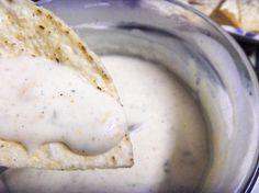 White Queso Dip Recipe  LOVE LOVE LOVE!!! Followed the recipe exactly.