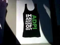 can we have these for phi sig guys? i would so make my boyfriend wear it.