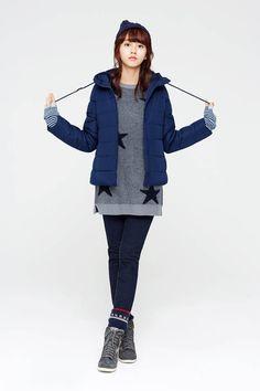 Kim So Hyun, Lee Hyun Woo and Park Seo Joon - Unionbay F/W 2014 Korean Star, Korean Girl, Asian Girl, Star Fashion, Girl Fashion, Kim So Hyun Fashion, Kim So Eun, Lee Hyun Woo, Beautiful Costumes