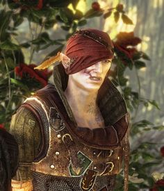 Iorveth and the Roses of Remembrance