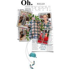Emilia Wickstead Tartan Dress on Polyvore