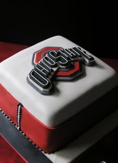 Discover the best ideas for Cake & Desserts! Read articles and watch videos about Cake & Desserts. Square Wedding Cakes, Wedding Cake Photos, Groomsman Cake, Groom Cake, Plan My Wedding, Wedding Ideas, Wedding Stuff, Ohio State Cake, Buckeye Cake
