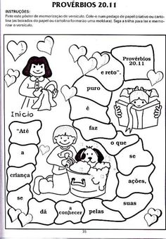 Atividades para educação infantil - versículos bíblicos (31) Bible Stories, Stories For Kids, Coloring Sheets, Coloring Pages, Cute Bibles, Child Sponsorship, Bible Drawing, Bible Lessons For Kids, Bible Crafts