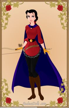 Evil Belle by A1r2i3e4l5 on DeviantArt