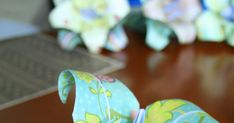 This post is dedicated to Melissa and David. who have just brought home their own precious Lily. I can't wait to meet her! Easter Ideas, Easter Crafts, Origami Lily, Paper Trail, Book Folding, Crayons, Art Journals, Paper Flowers, Diy And Crafts