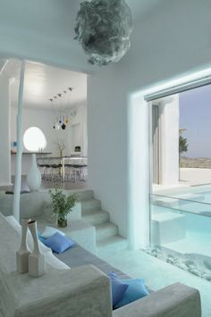 Summer house in Paros cyclades Greece