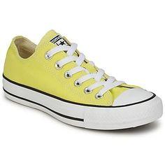 Yellow converse, found on Snap Fashion