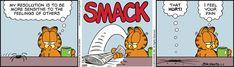❤ =^..^= ❤  Garfield Comic Strip on GoComics.com
