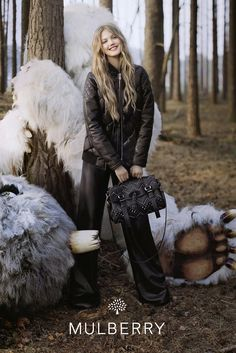 Mulberry's Fantastical Fall Ads