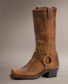 Frye Boots/Country Outfitters. I absolutely love these!