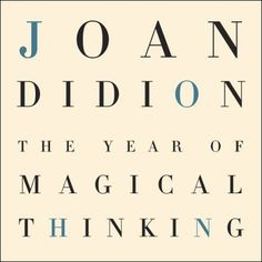 The Year of Magical Thinking (Unabridged) - Joan Didion |...: The Year of Magical Thinking (Unabridged) - Joan Didion… #BiographyampMemoir
