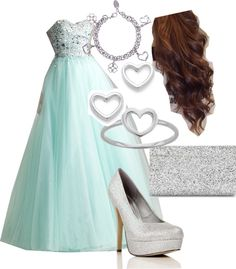 """Prom With Liam"" by txannegirl-1 ❤ liked on Polyvore"