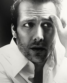 "Gabriel Macht ...the phrase ""hubba hubba"" comes to mind..."