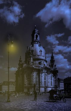 Frauenkirche Dresden - Church of Our Lady