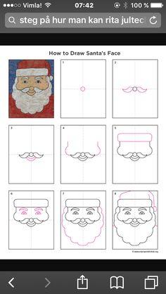 Julteckningar