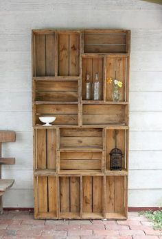 Another idea for kitchen storage space