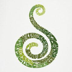 New Zealand Hook Maori Designs, Geometric Designs, Fern Tattoo, Nz Art, Marquesan Tattoos, Maori Art, Life Symbol, Kiwiana, All Things New