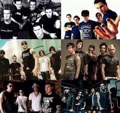 Avenged Sevenfold through the years