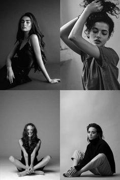 Studio Photography Poses, Self Portrait Photography, Portrait Photography Poses, Photography Poses Women, Creative Photography, Self Portrait Poses, Kreative Portraits, Shotting Photo, Photographie Portrait Inspiration