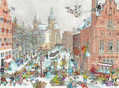 Amsterdam winter website