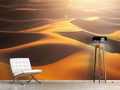 Fototapete Wüstenwanderung