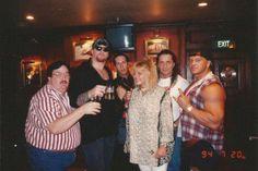 Paul Bearer, Undertaker, X-Pac, Brett Hart &Tatanka