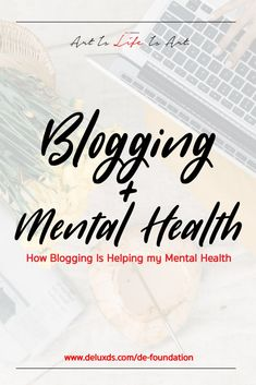 Learn how blogging is helping Visual Artist and Natural Hair Influencer Keara Douglas. Non Profit, Help Me, Natural Hair, Mental Health, Blogging, Foundation, Learning, Artist, Life