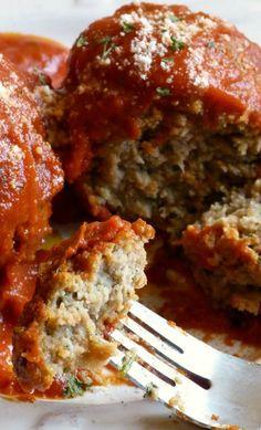 Slow Cooker Meatballs and Marinara Sauce Recipe