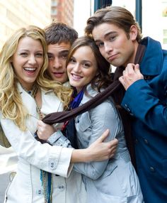 Blake Lively, Leighton Meester, Ed Westwick, Chace Crawford and Penn Badgely reveal if they'll ever reunite on screen again Gossip Girls, Nate Gossip Girl, Gossip Girl Reboot, Gossip Girl Memes, Gossip Girl Seasons, Nate Archibald, Chace Crawford, Leighton Meester, Blair Waldorf