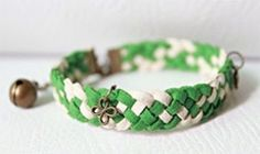 Diy Green Bracelet