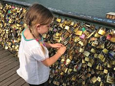 3 days in the City of Light with kids