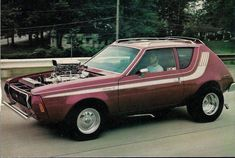 Mostly Mopar Muscle Amc Gremlin, Amc Javelin, 70s Cars, Model Cars Kits, American Motors, Drag Cars, Gremlins, American Muscle Cars, Cool Cars