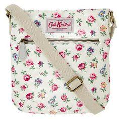 Cath Kidston - Linen Sprig Pocket Bag