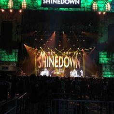 #Repost @princessmjs: #loudpark16 #tokyo #shinedown #shinedownnation #tourlife   via Instagram http://ift.tt/2d2581h  Shinedown Zach Myers