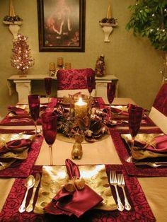 centros-de-mesa-navidenos-con-vela
