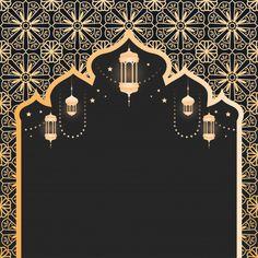 Desain latar belakang Ramadhan kareem Ve. Poster Background Design, Design Poster, Vector Background, Background Designs, Yuumei Art, Wallpaper Ramadhan, Eid Card Designs, Islamic Wallpaper Hd, Ramadan Background
