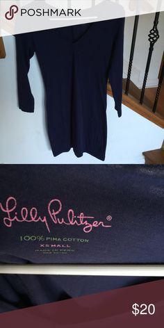 Lilly Pulitzer T shirt dress size XS XS Lilly Pulitzer Dresses Mini