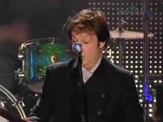 Paul McCartney - Drive My Car - Live In Quebec - YouTube