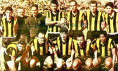 Peñarol Campeón Copa Libertadores 1961