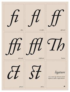 1 | These Posters Make Learning About Typography Fun | Co.Design | business + design