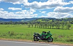 Southern Highlands in Australia. Rider magazine featured this area in the June 2014 issue of Rider magazine.