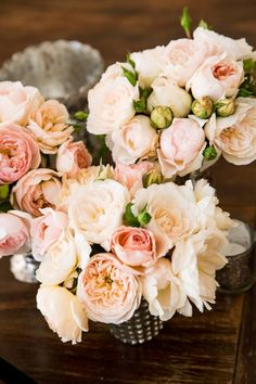 Blushing California Wedding from Elle Jae Photography - bridal bouquet