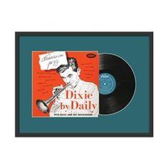 LP Layered Record Frame