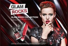 Glam Rock Collection | Rimmel London UK